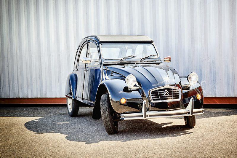 philwiener Werbeagentur Fotograf Citroën 2CV Ente